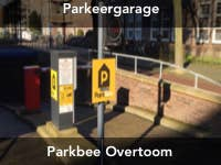 Parkeergarage Overtoom Amsterdam