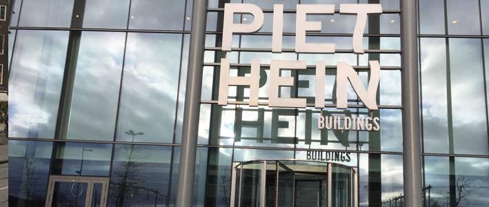 Piet Heingarage Parkeergarage Amsterdam Passenger Terminal