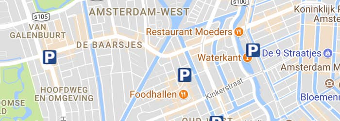 parkeergarages amsterdam west