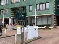 parkeergarage emerald house pestana amsterdam