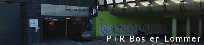 P+R Bos En Lommer