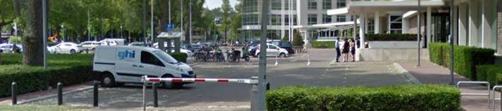 Parkeren Casino Amsterdam
